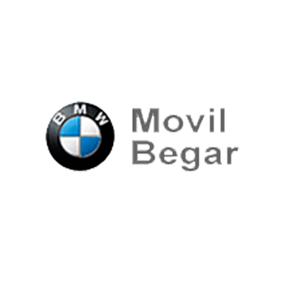 bmw begar logo
